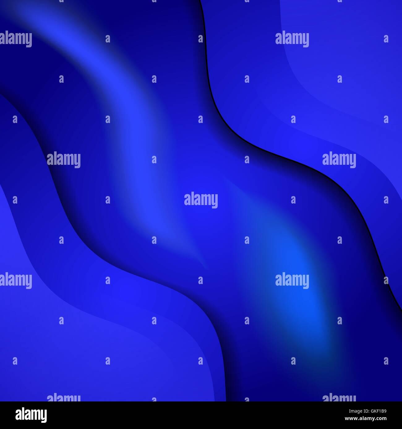 blaues Tuch Textur Hintergrund Stockbild
