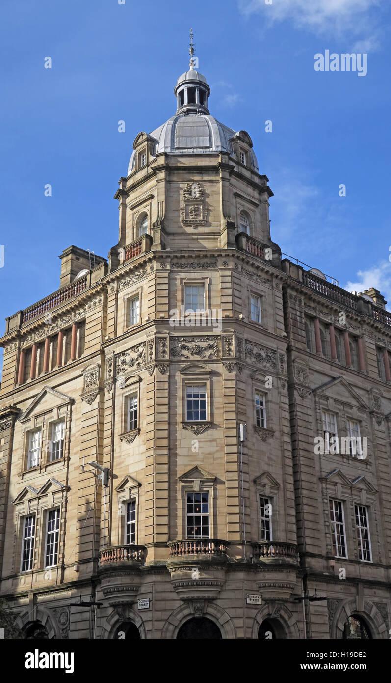 Laden Sie dieses Alamy Stockfoto Grosvenor Gebäude, Gordon Street, Glasgow, Strathclyde, Schottland, Großbritannien - H19DE2