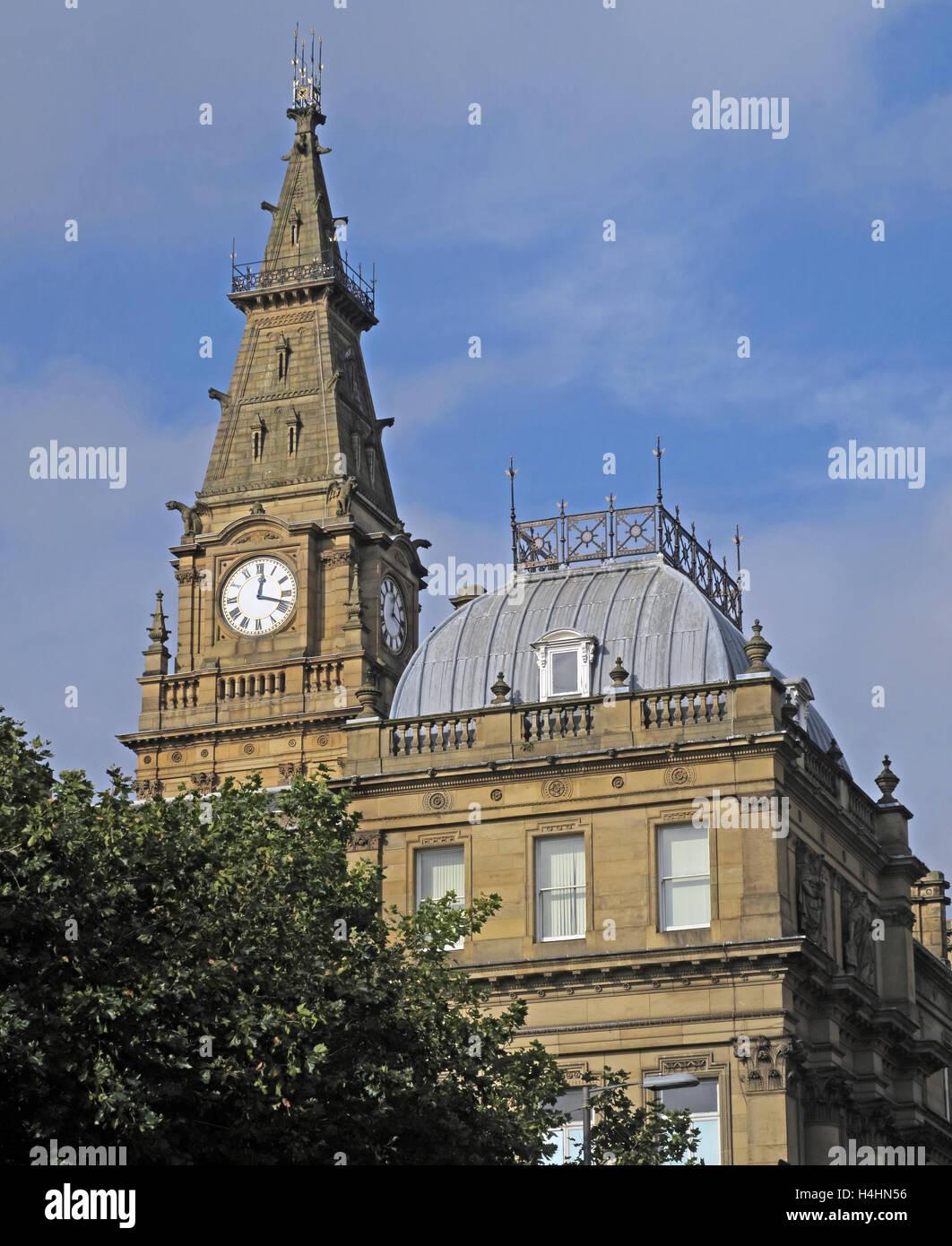 Laden Sie dieses Alamy Stockfoto Municipal Council Gebäude, Liverpool City Centre, Merseyside, England, Vereinigtes Königreich - H4HN56