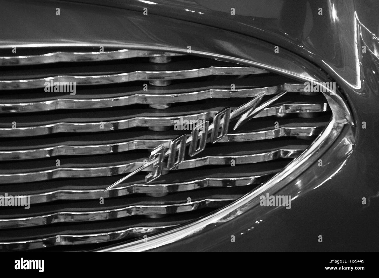 AUSTIN - HEALEY 3000, Baujahr: 1959-1968, Roadster, BMC, Sport-Zweisitzer, Foto Auto Stockbild