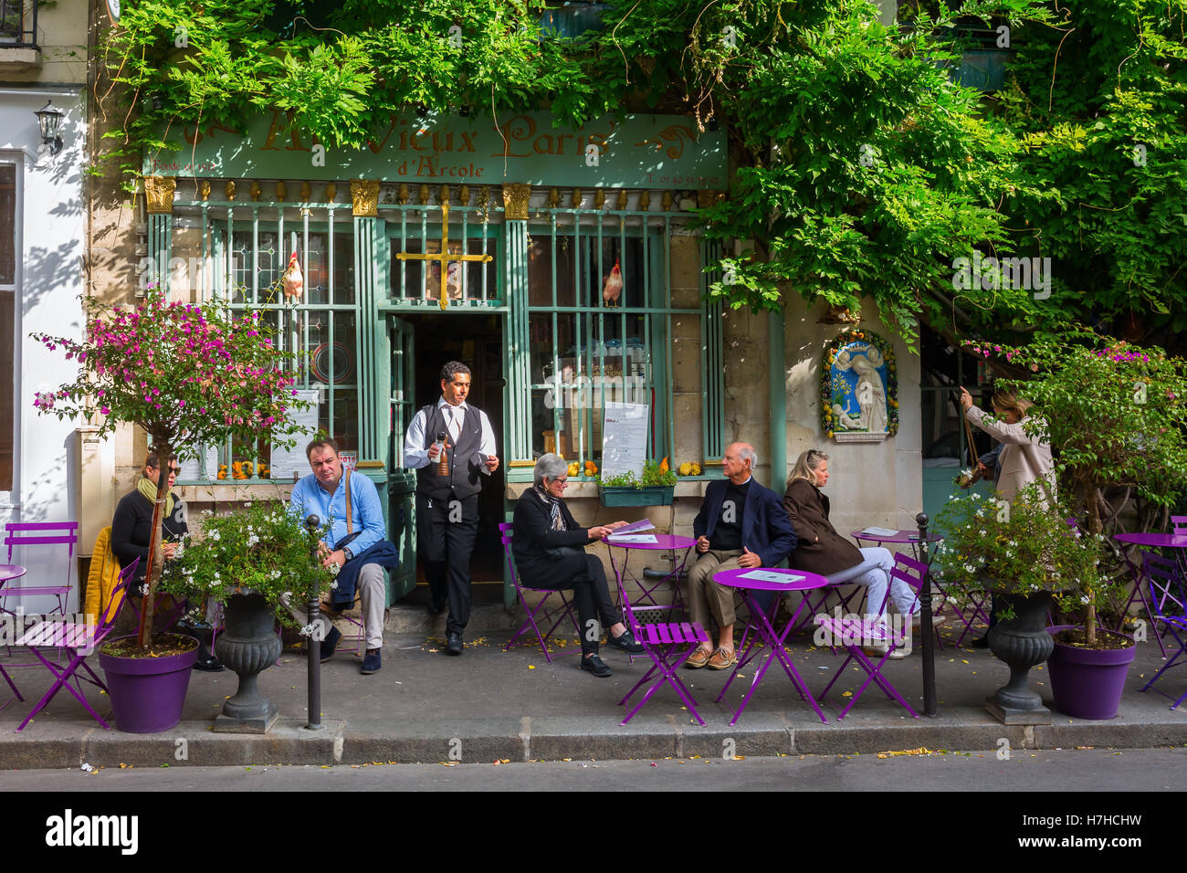 Restaurant Ile De La Cit Ef Bf Bd Paris