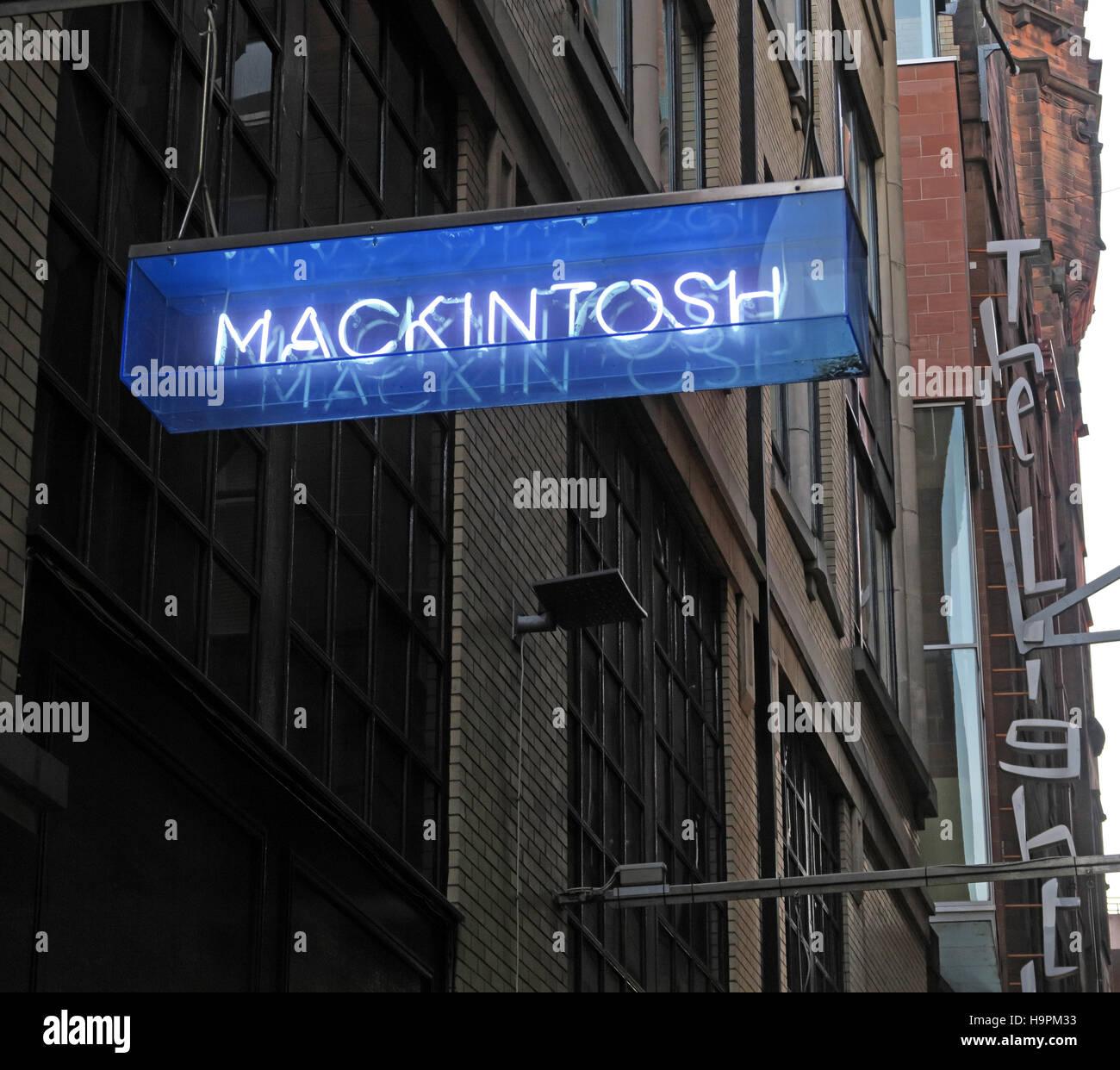 Laden Sie dieses Alamy Stockfoto Mackintosh Erbe, der Leuchtturm Art Gallery, Glasgow, Scotland, UK - H9PM33