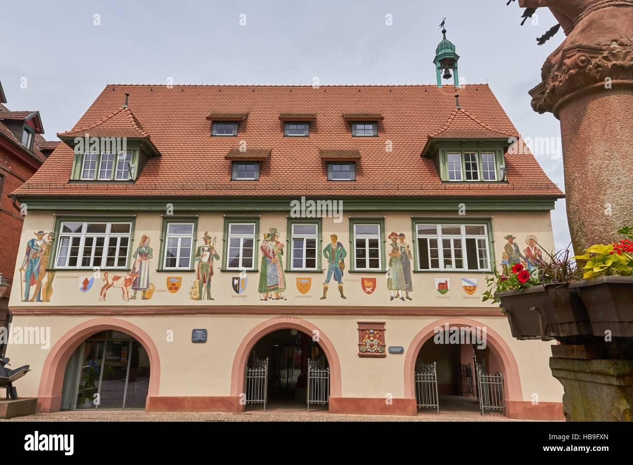 Schwarzwald: Haslach im Schwarzwald Stockfoto