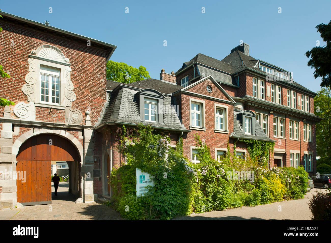 Bischöfliches Gymnasium St Ursula Geilenkirchen
