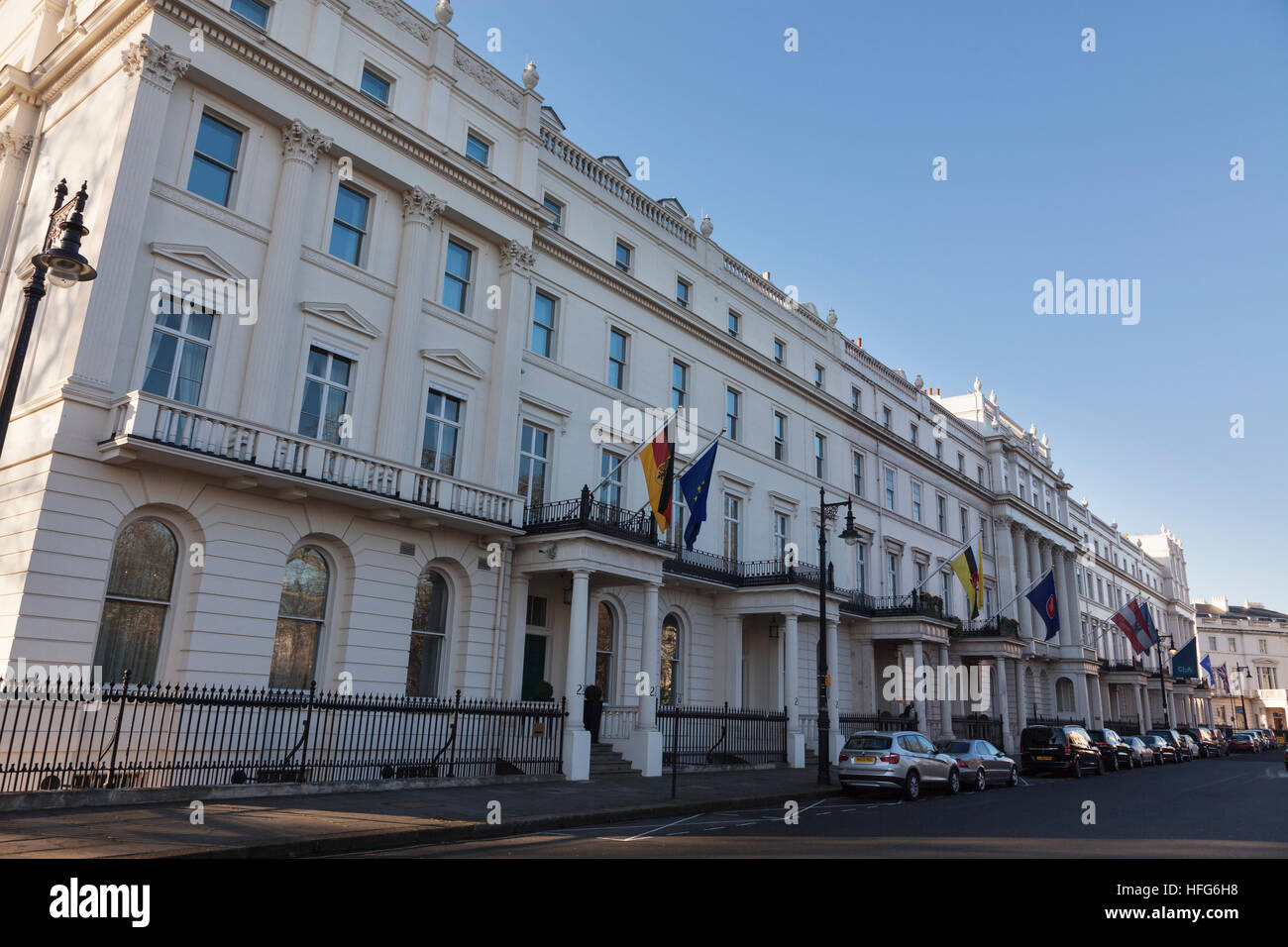 german embassy stockfotos german embassy bilder alamy. Black Bedroom Furniture Sets. Home Design Ideas