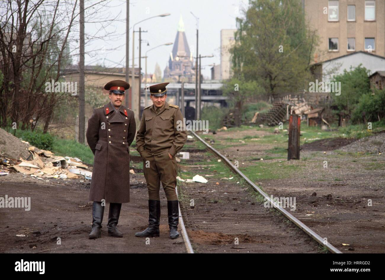 Sowjetarmee In Der Ddr