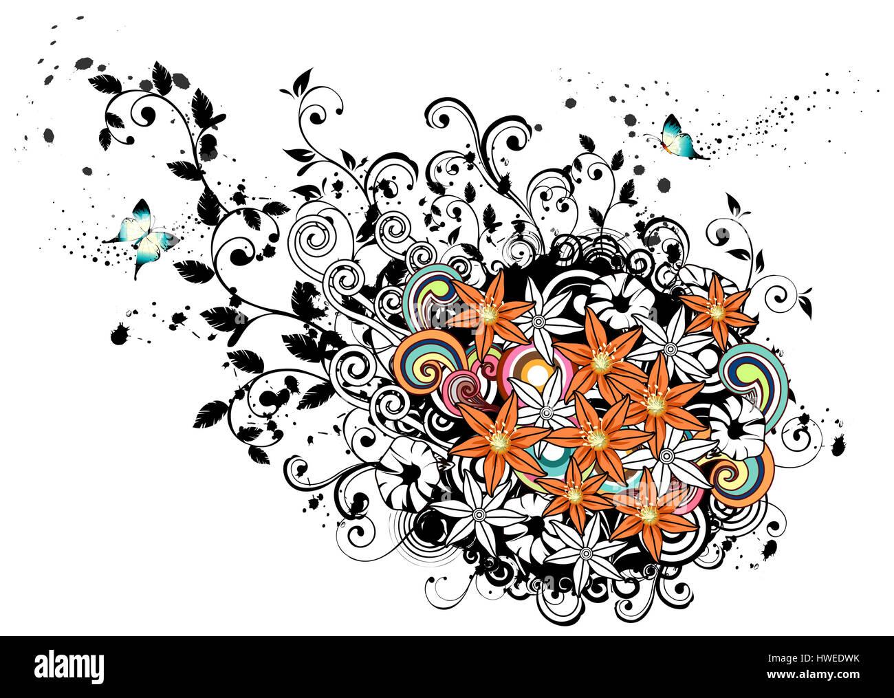 Weiß Weißer Hintergrund Hintergrund Abstrakt Kunst Kunstwerk