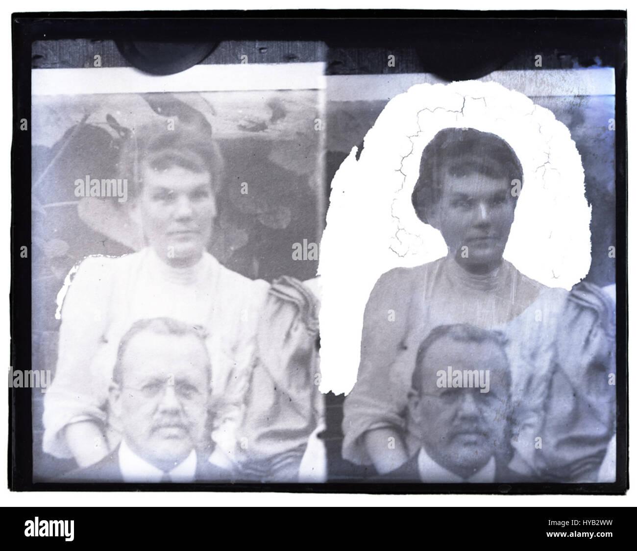 Girling, Kopie Foto, 18. Februar 1915 (17065202431) Stockbild