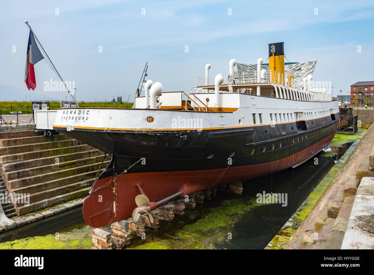 Wo Startete Die Titanic