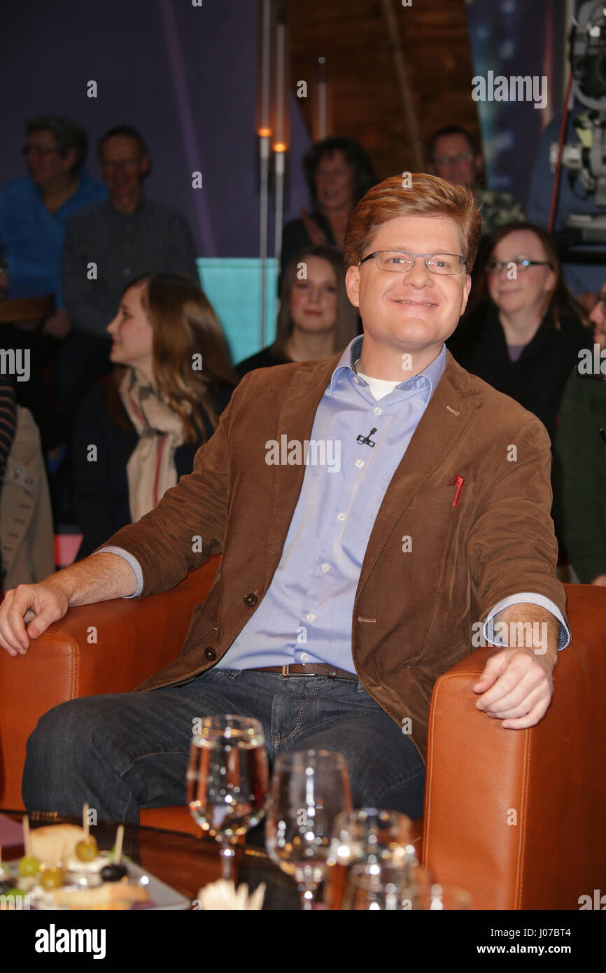 Ndr studio stockfotos ndr studio bilder alamy for Moderatoren ndr talkshow