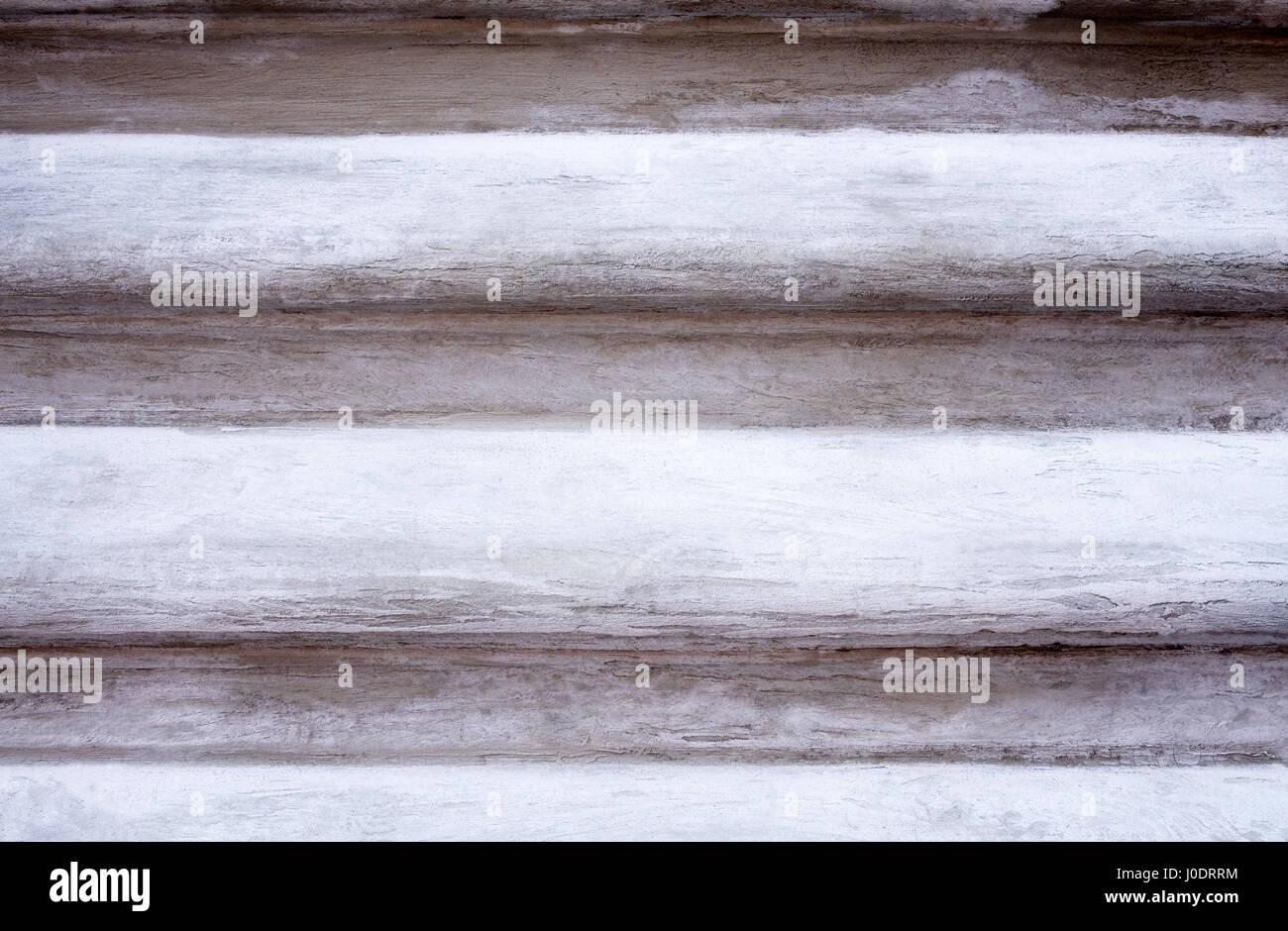 Eine Nahaufnahme der Abstraktion von Sandstein Schritte keuchte weiß Stockbild