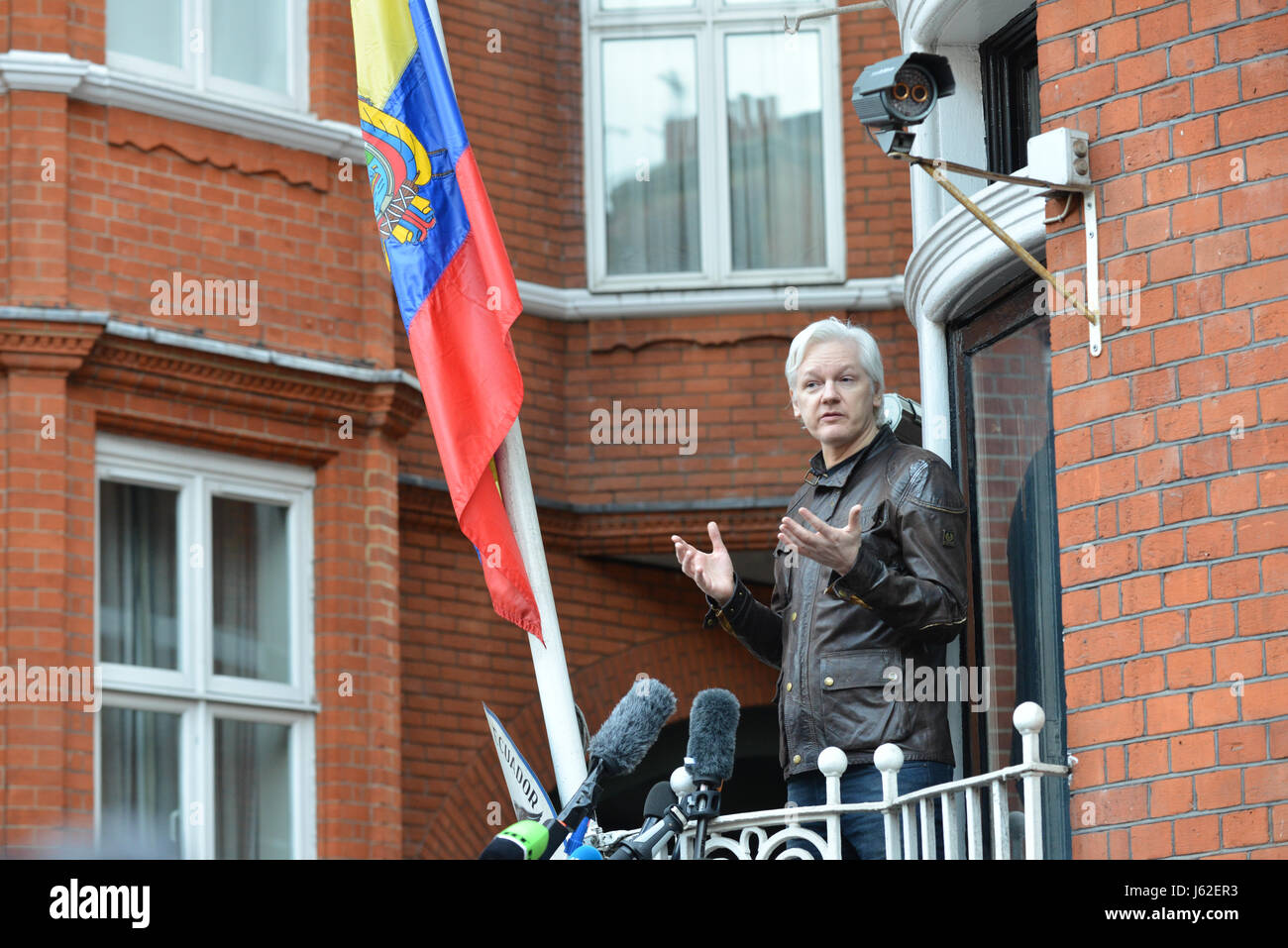 Julian Assange Ecuador Botschaft