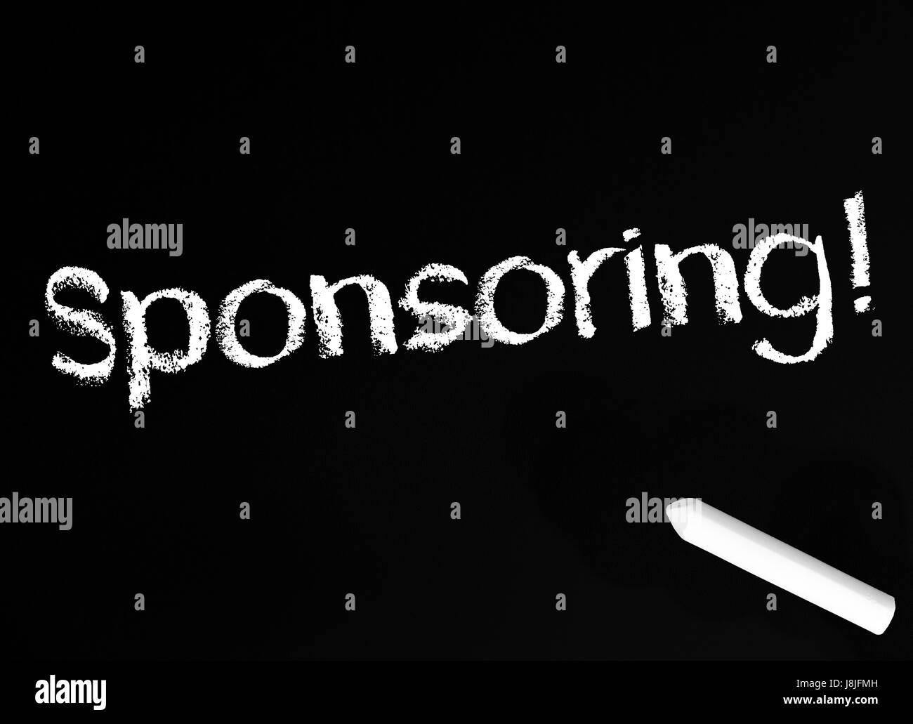 Euro, Sponsor, Gelder, Postulat, Anspruch, Entwicklungsfonds, Geld, Board, Kunst, Stockbild