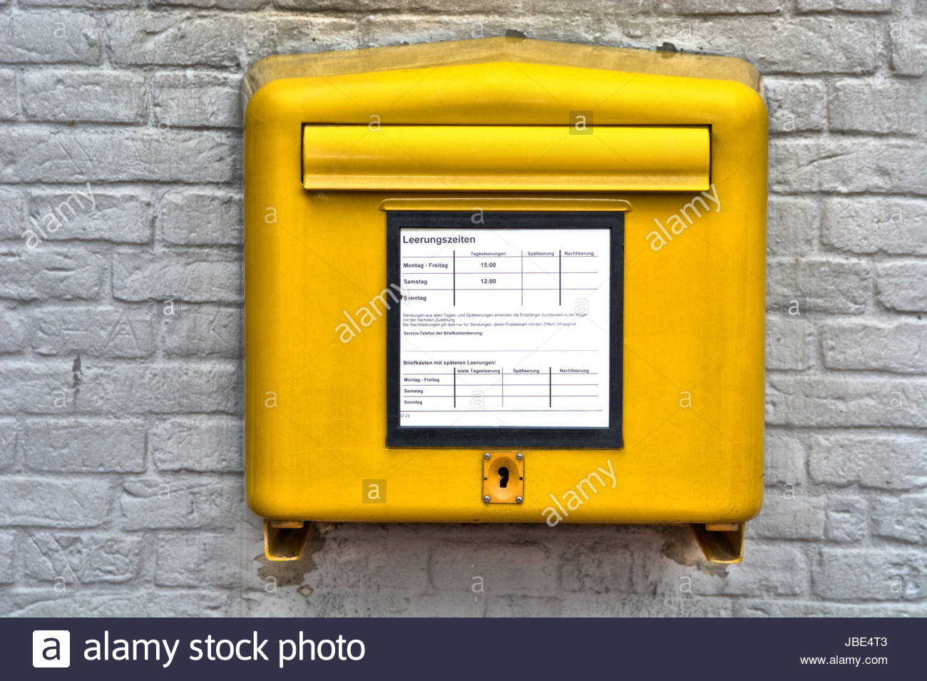 briefkasten stockfotos briefkasten bilder alamy