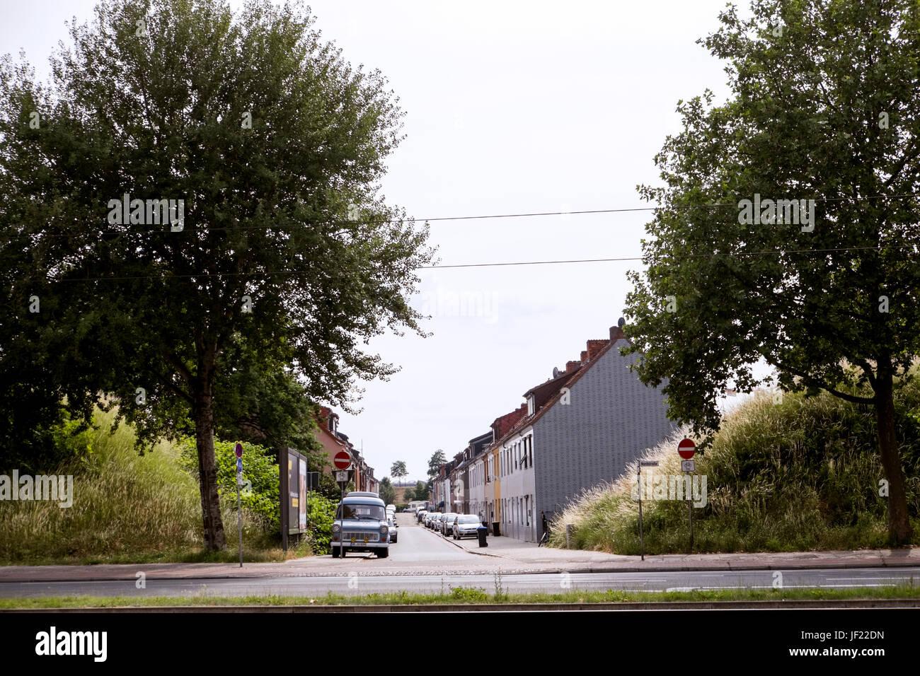 Bremen-Walle Stockbild