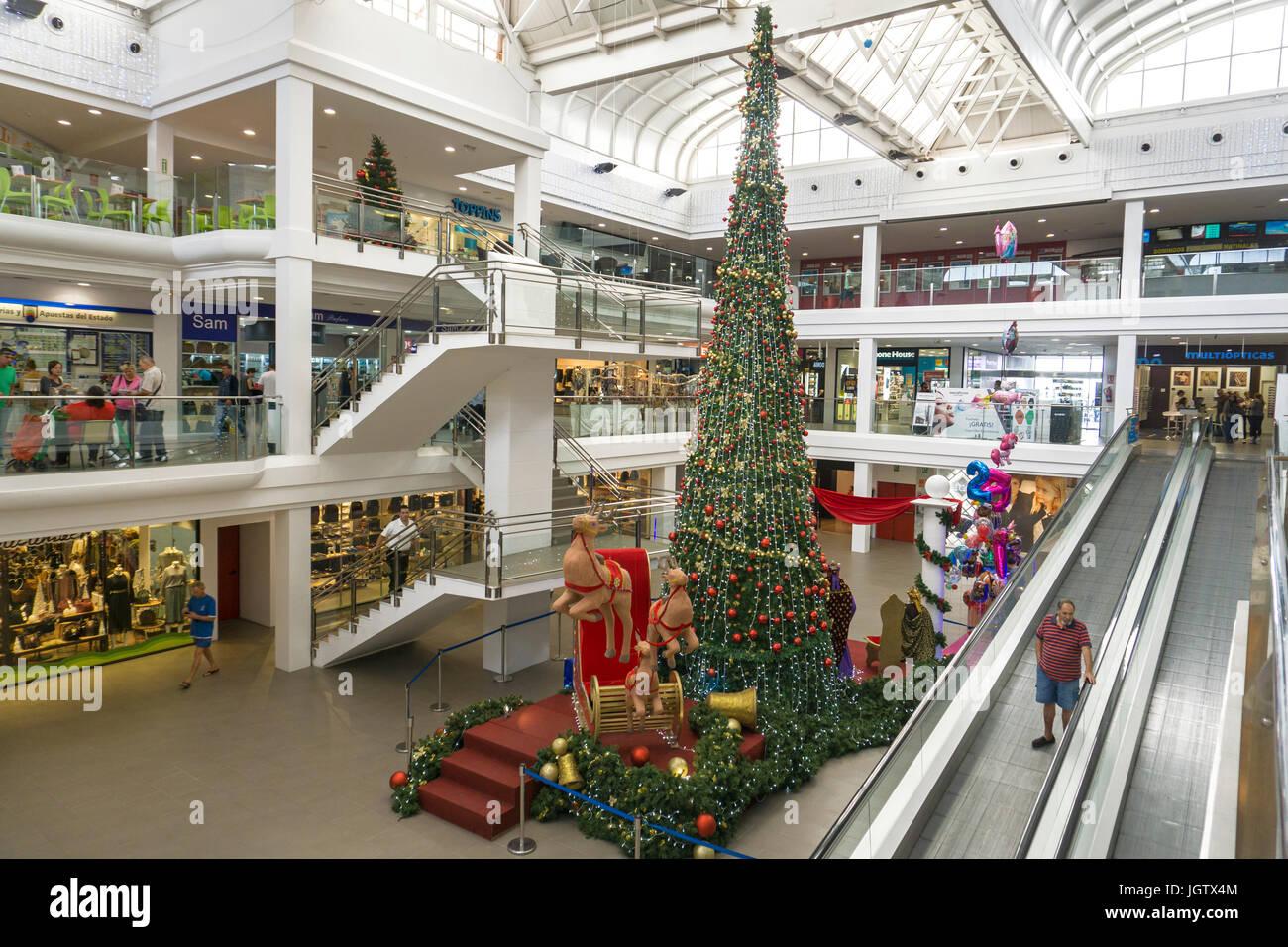 Canary islands shopping stockfotos canary islands for Dekoration spanien