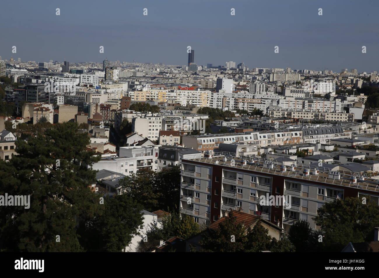 Vororte Paris