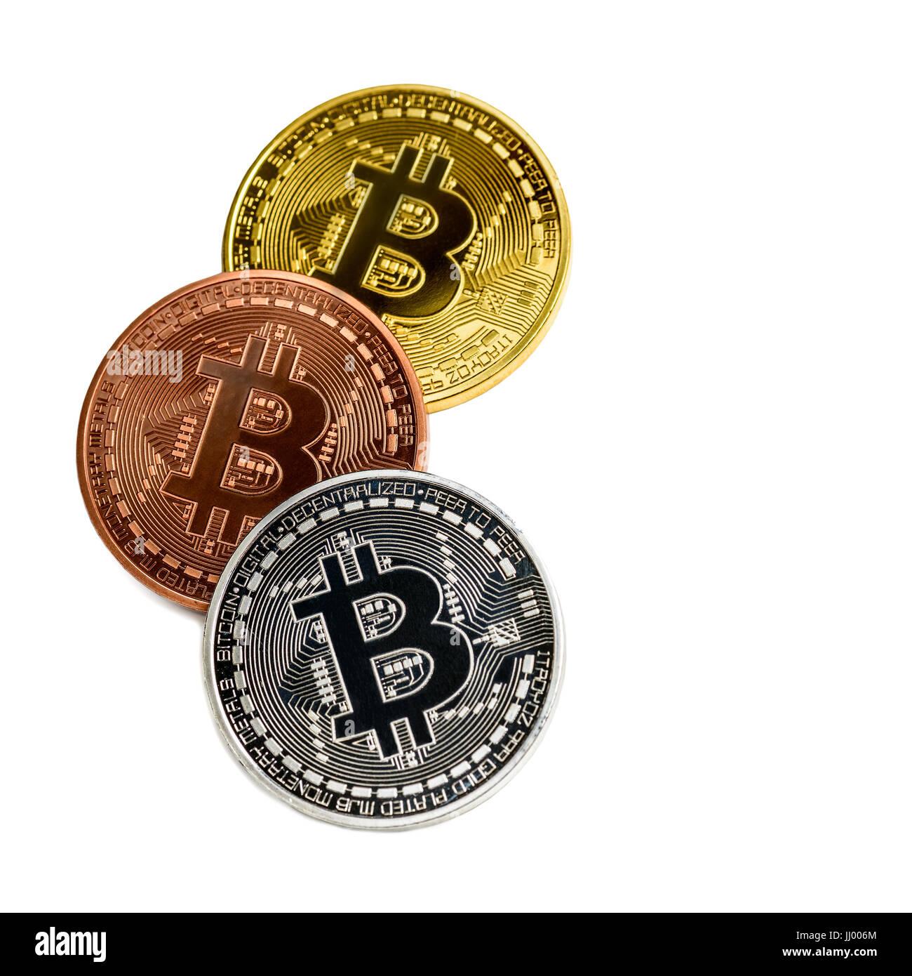 Bitcoin MГјnzen
