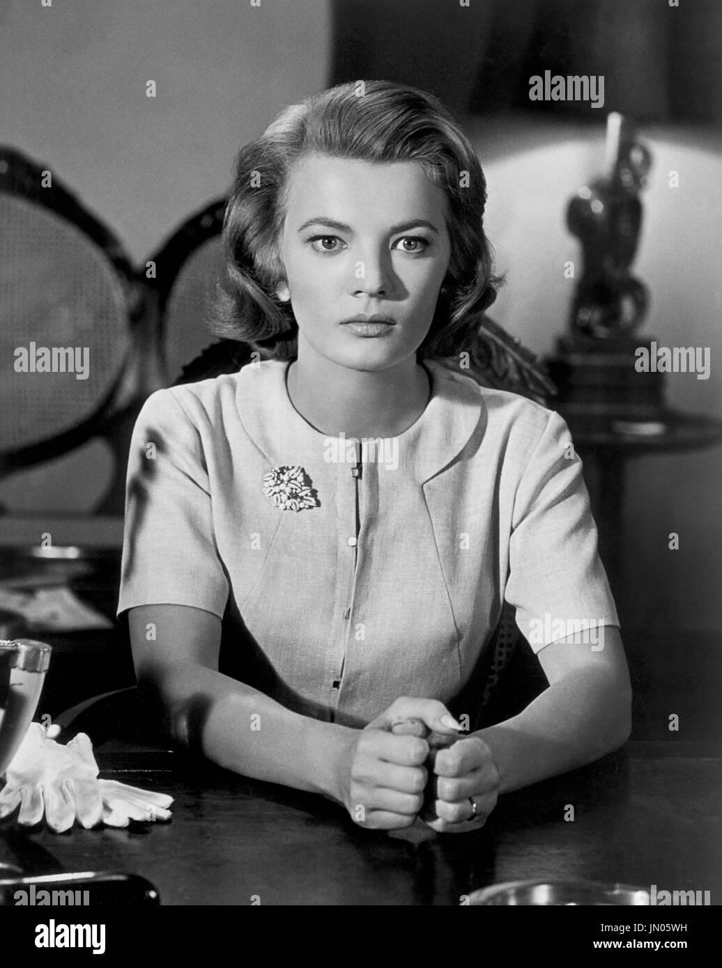 Angie Dickinson, Film Still, Universal Pictures, 1961 Stockbild