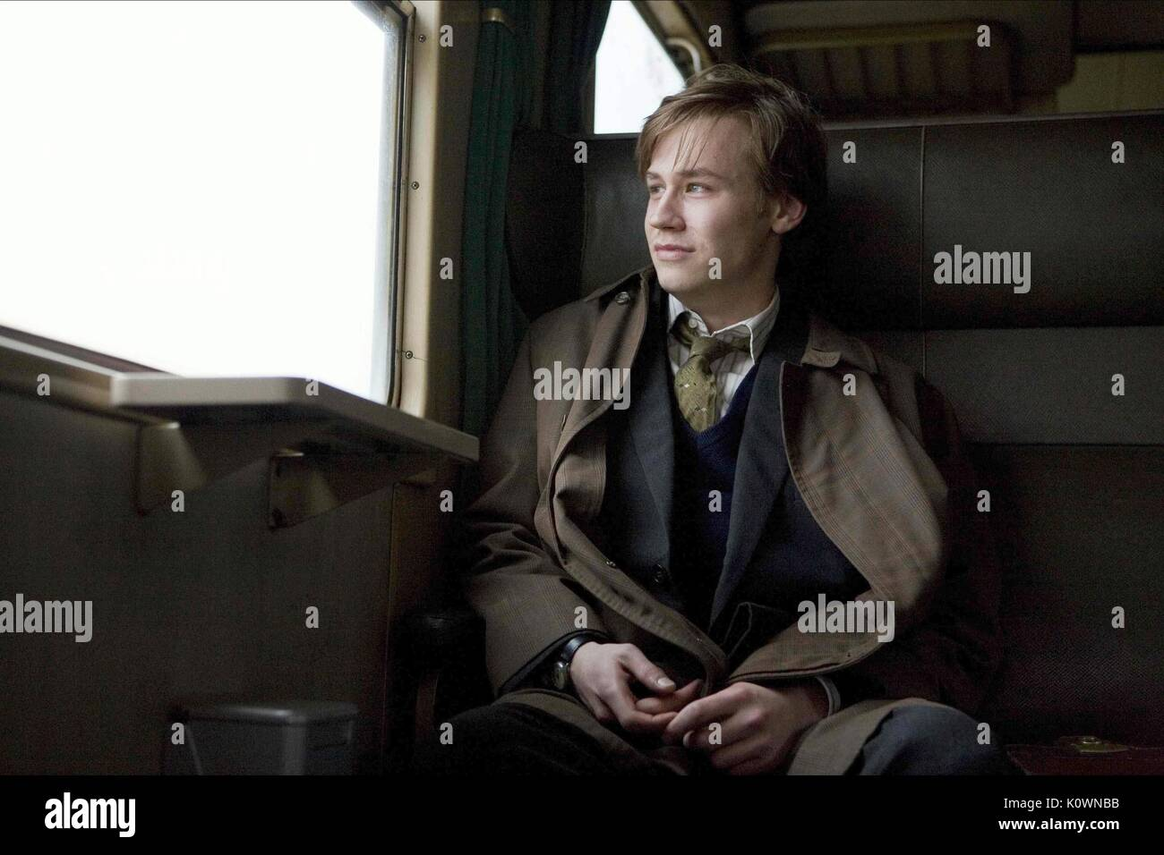 DAVID KROSS DER VORLESER (2008) Stockbild
