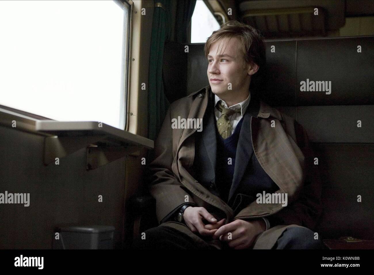 DAVID KROSS DER VORLESER (2008) Stockbild