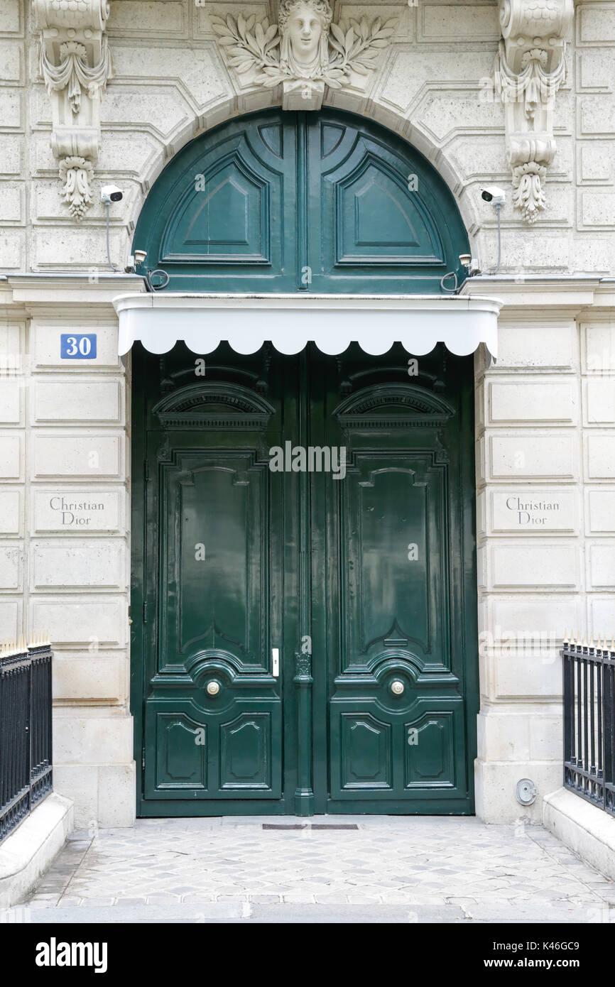 Beruhmte Hotels Paris