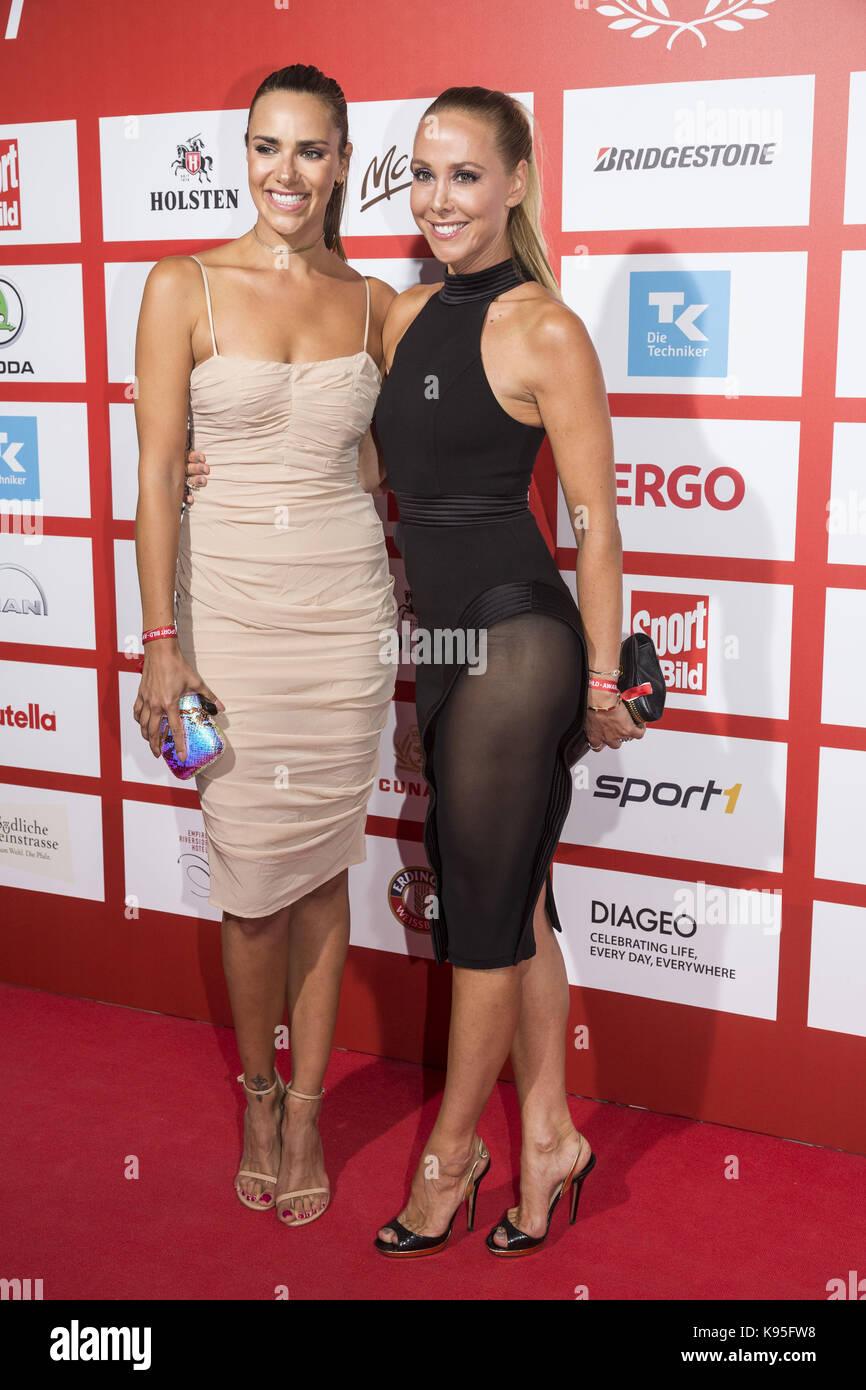 Prominente Teilnahme An Sport Bild Award 2017 In Der