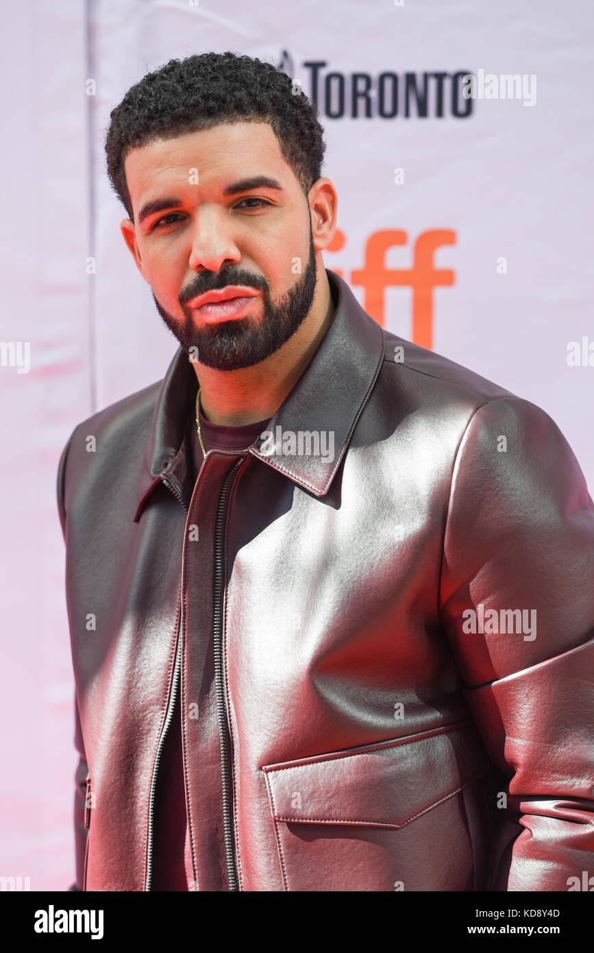 "42 Toronto International Film Festival - ""der Carter-Wirkung""-Premiere mit: Drake wo: Toronto, Kanada, Stockbild"