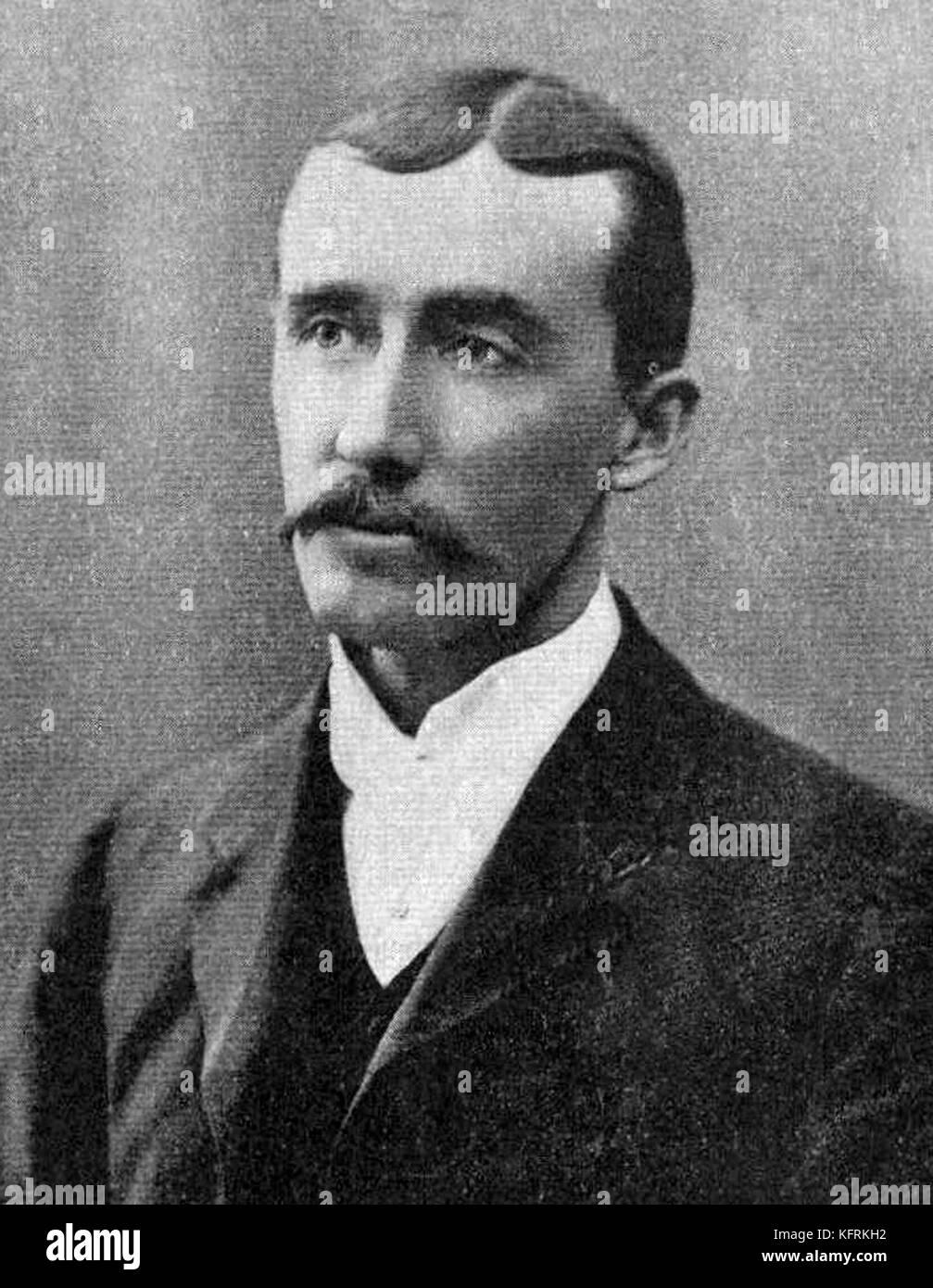 Francis Patrick 'Frank' Wallace, australischer Politiker, Mitglied der Gesetzgebenden Versammlung von Western Stockbild