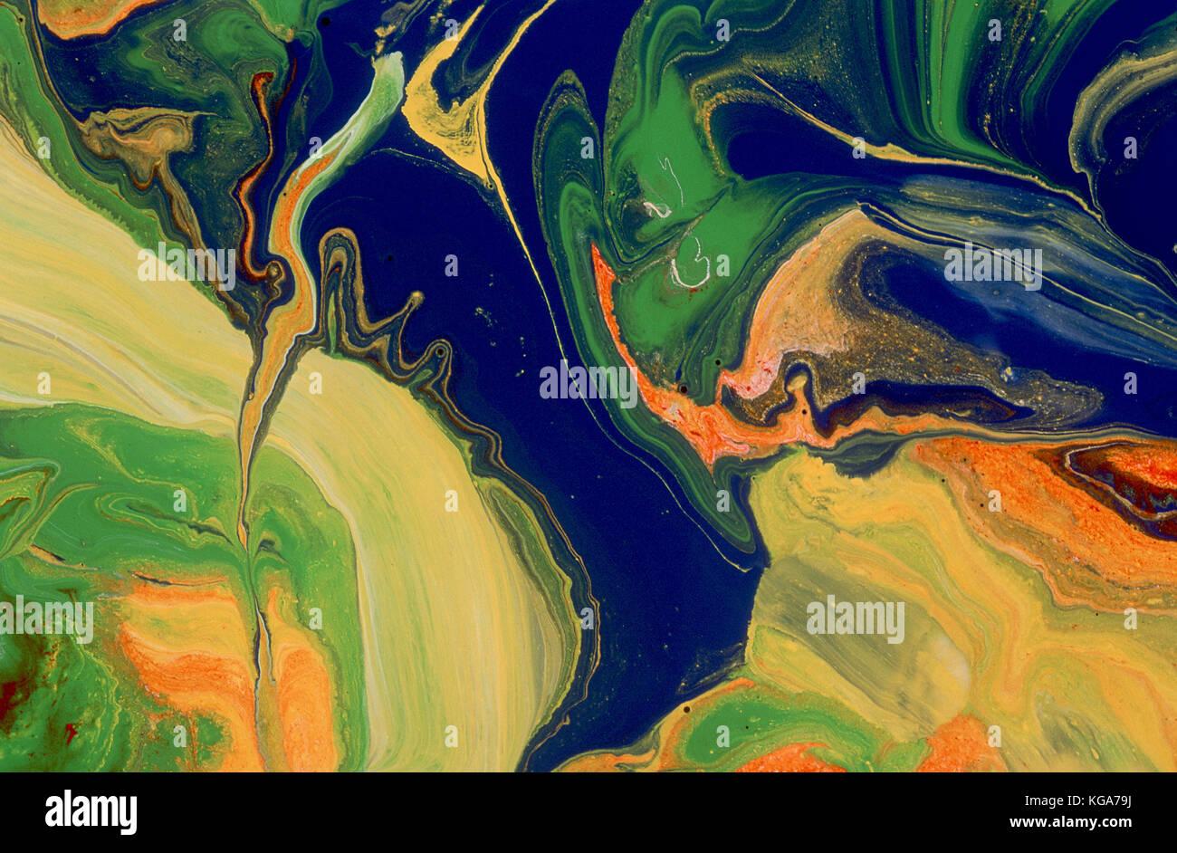 Rein abstrakten, begrifflichen Stockbild