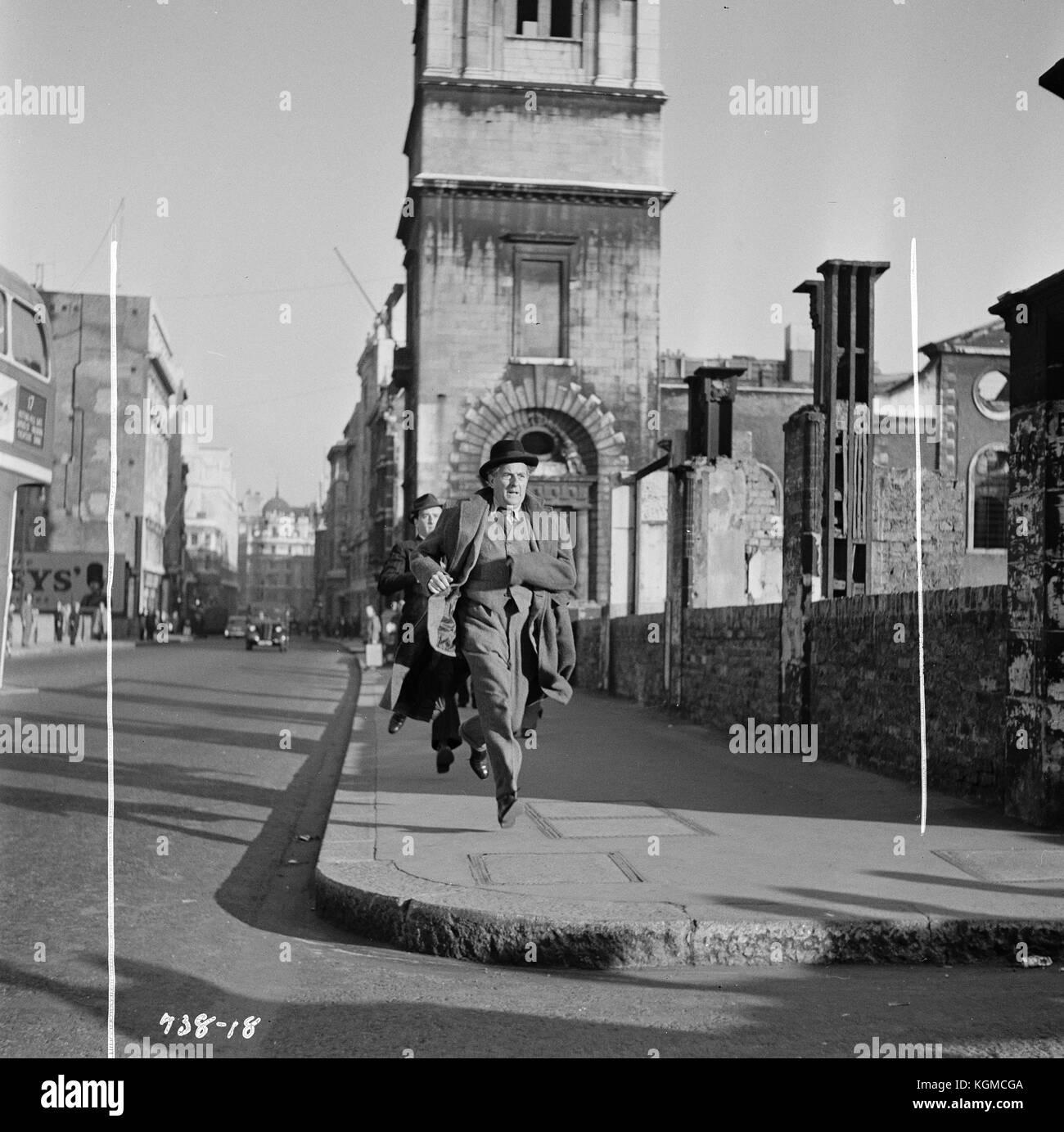Die lavender Hill Mob (1951) Stockbild