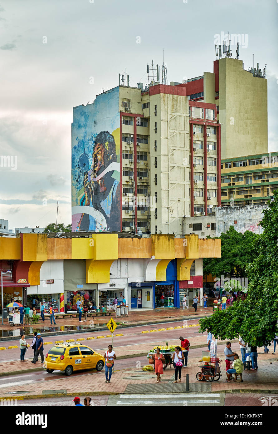 Cartagena de Indias, Verfügbare, Suedamerika |, Cartagena de Indias, Kolumbien, Südamerika | Stockbild