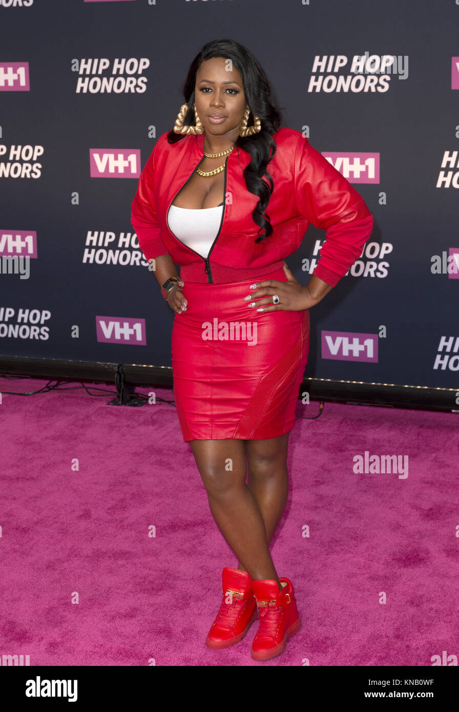 New York, NY - 11. Juli 2016: Remy Ma besucht 2016 VH1 Hip Hop Honors: All hail The Queens am Lincoln Center Stockbild