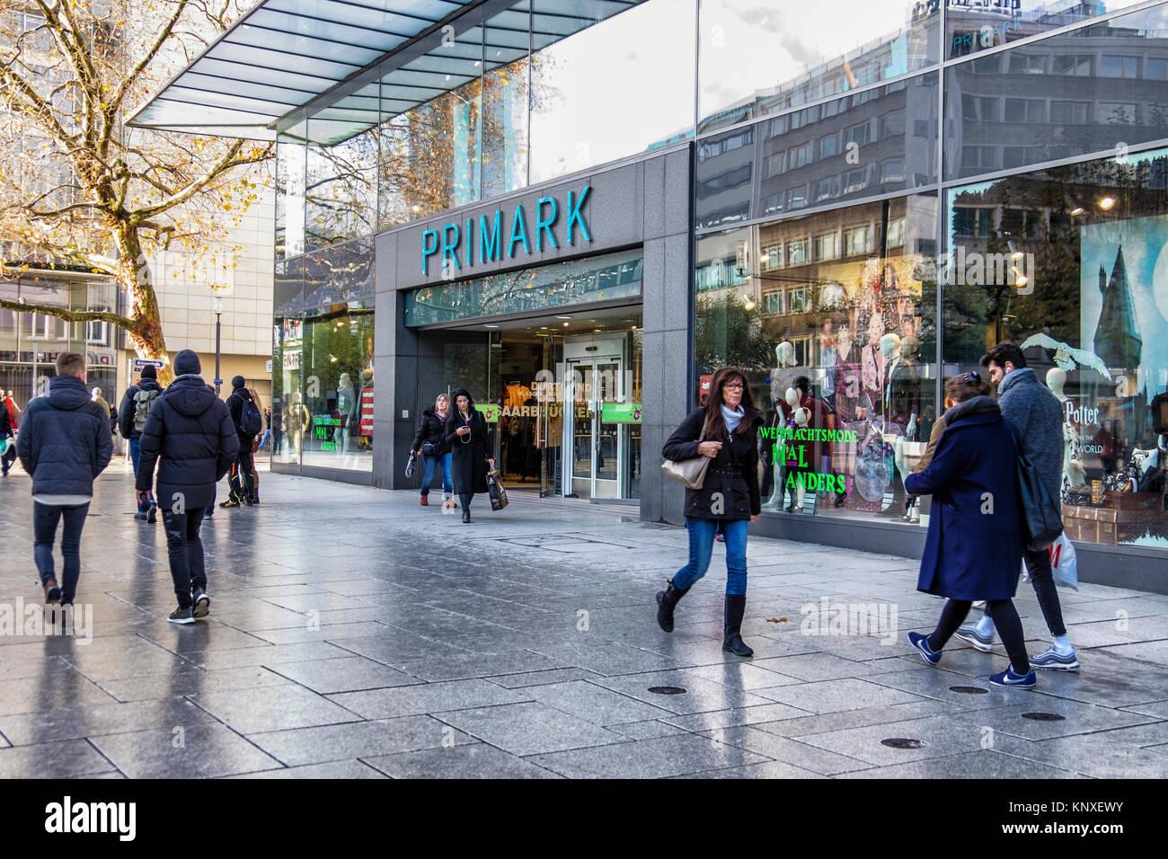 Frankfurt, Deutschland Stockbild
