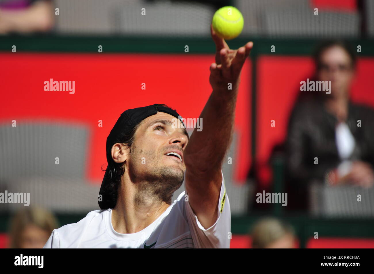 Ml Tommy Haas, German Open, Hamburg, Deutschland Stockbild