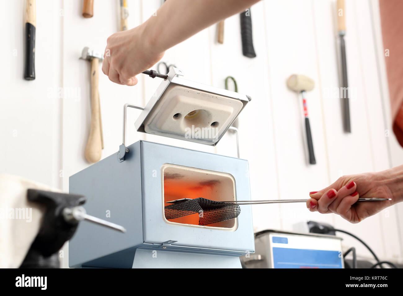 firing furnace stockfotos firing furnace bilder alamy. Black Bedroom Furniture Sets. Home Design Ideas