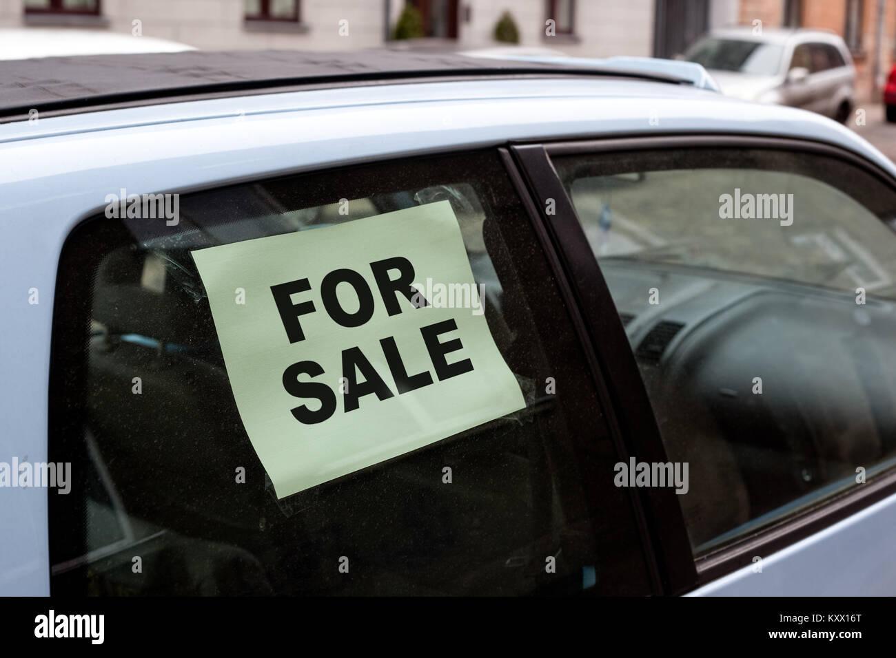 used car for sale stockfotos used car for sale bilder. Black Bedroom Furniture Sets. Home Design Ideas