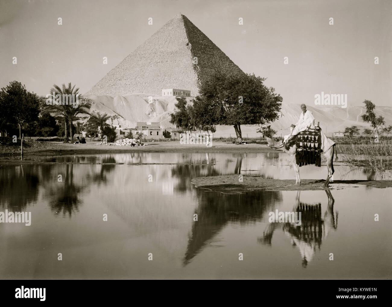 Der Kiosk des Kaisers Trajan (Pharaos Bett), Insel Philae, Ägypten. Stockbild