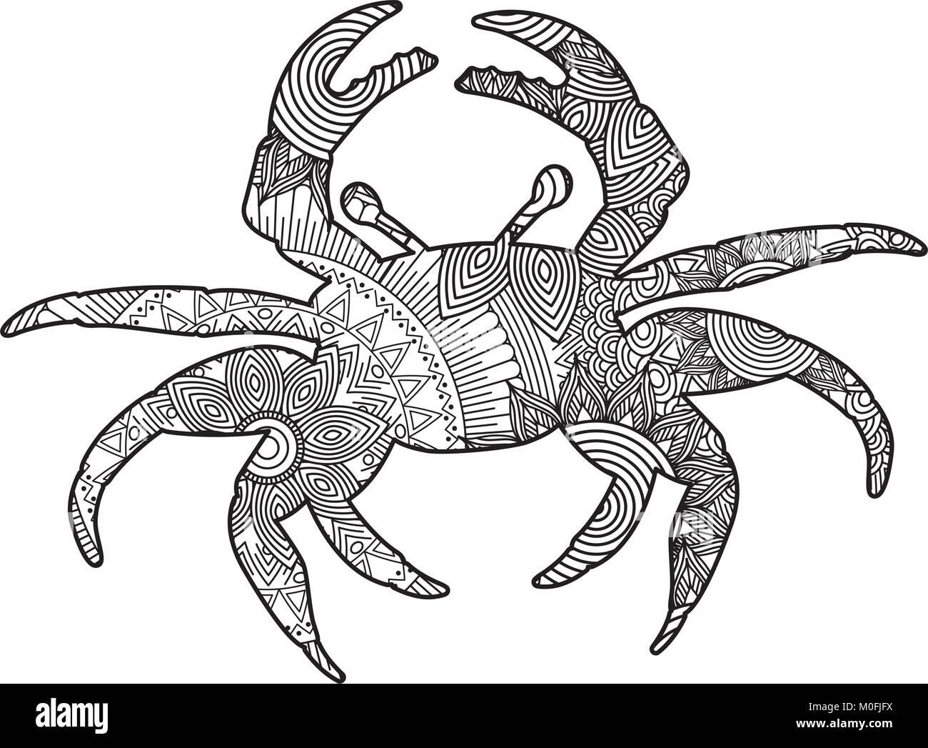 Ziemlich Krabbe Malvorlagen Zeitgenössisch - Druckbare Malvorlagen ...