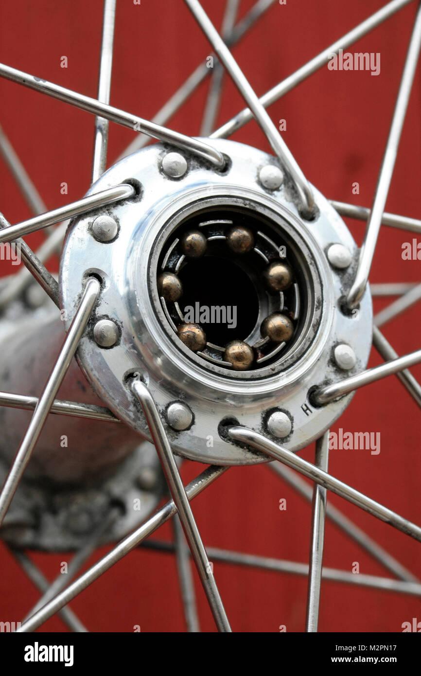 Fahrrad Radlager Stockfoto, Bild: 173832435 - Alamy