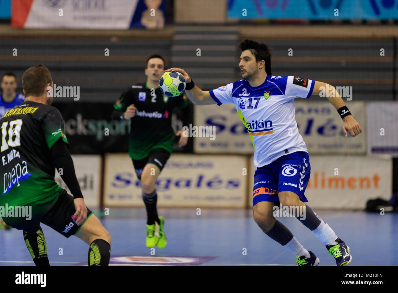 spanische handball liga