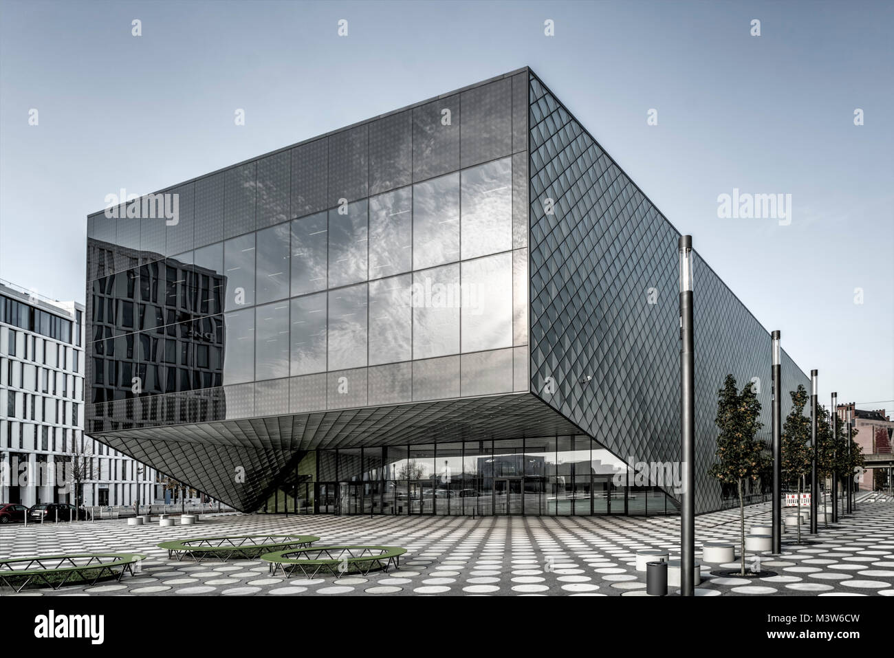 Futurium, Museum der Zukunft, Event Location, Berlin, Stockbild