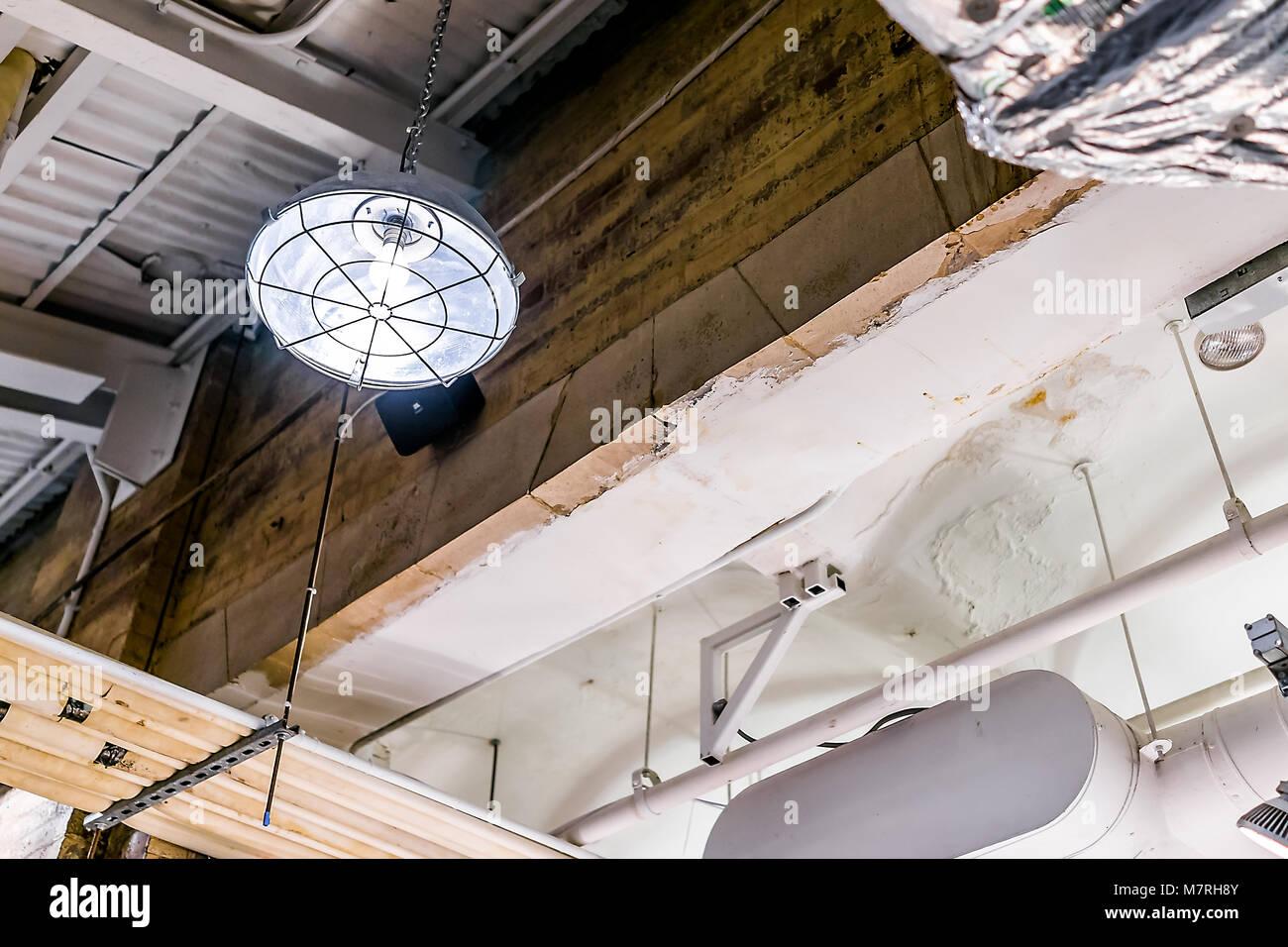Beton In Interieur : Interieur aus beton und aluminium u urbaner einrichtungsstil