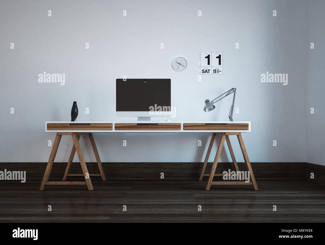 schreibtisch bock. Black Bedroom Furniture Sets. Home Design Ideas