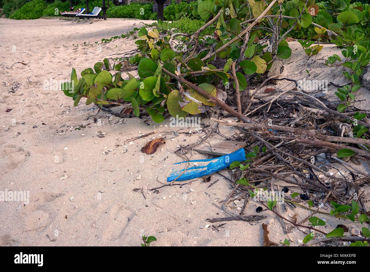 Antigua und Barbuda. Stockbild