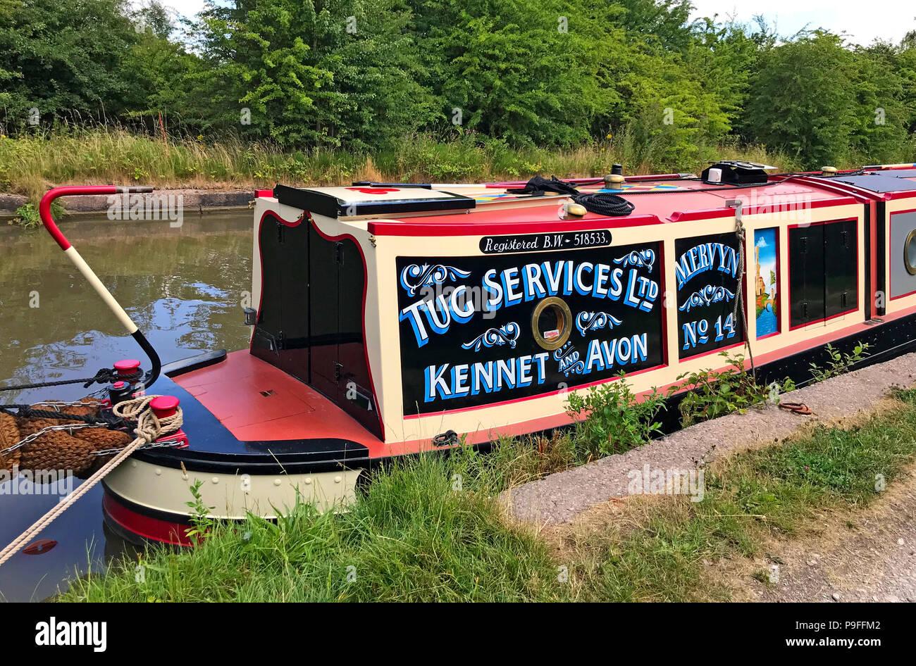 Laden Sie dieses Alamy Stockfoto Trent und Mersey Canal, Anderton, Northwich, Cheshire Ring, North West England, UK-15-04, Aufsch. - P9FFM2