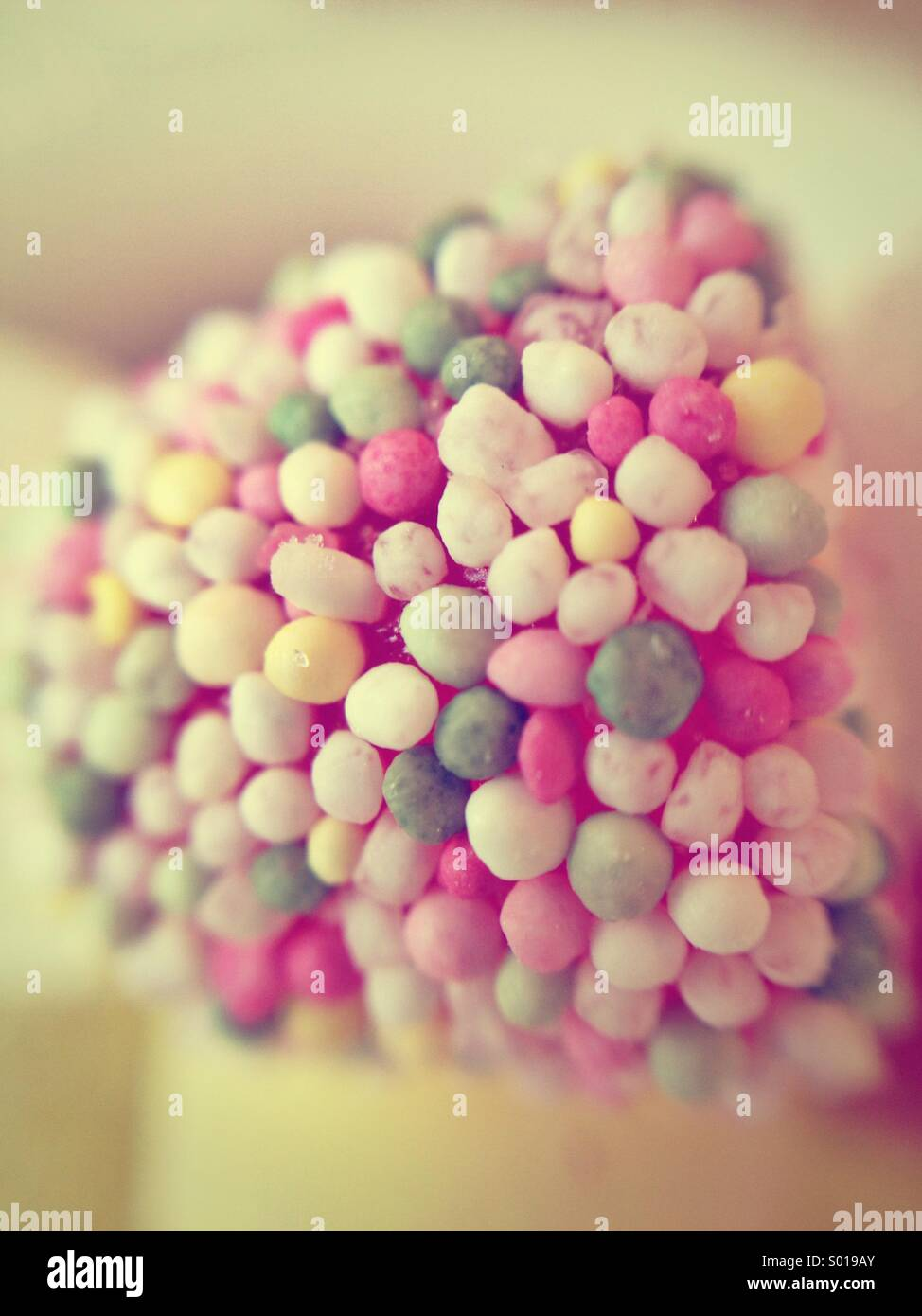 Süße nichts Stockbild