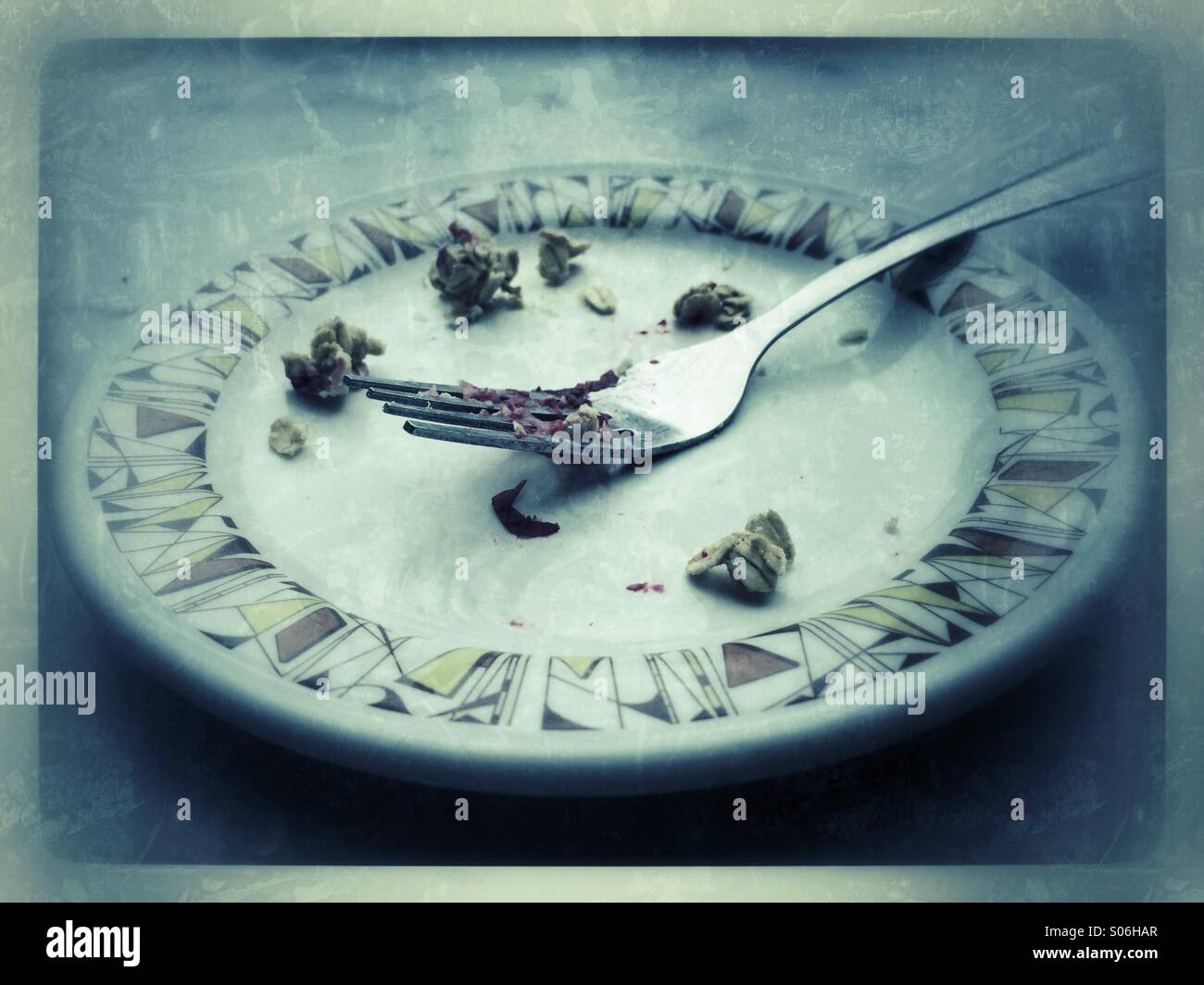 Pieform Stockbild