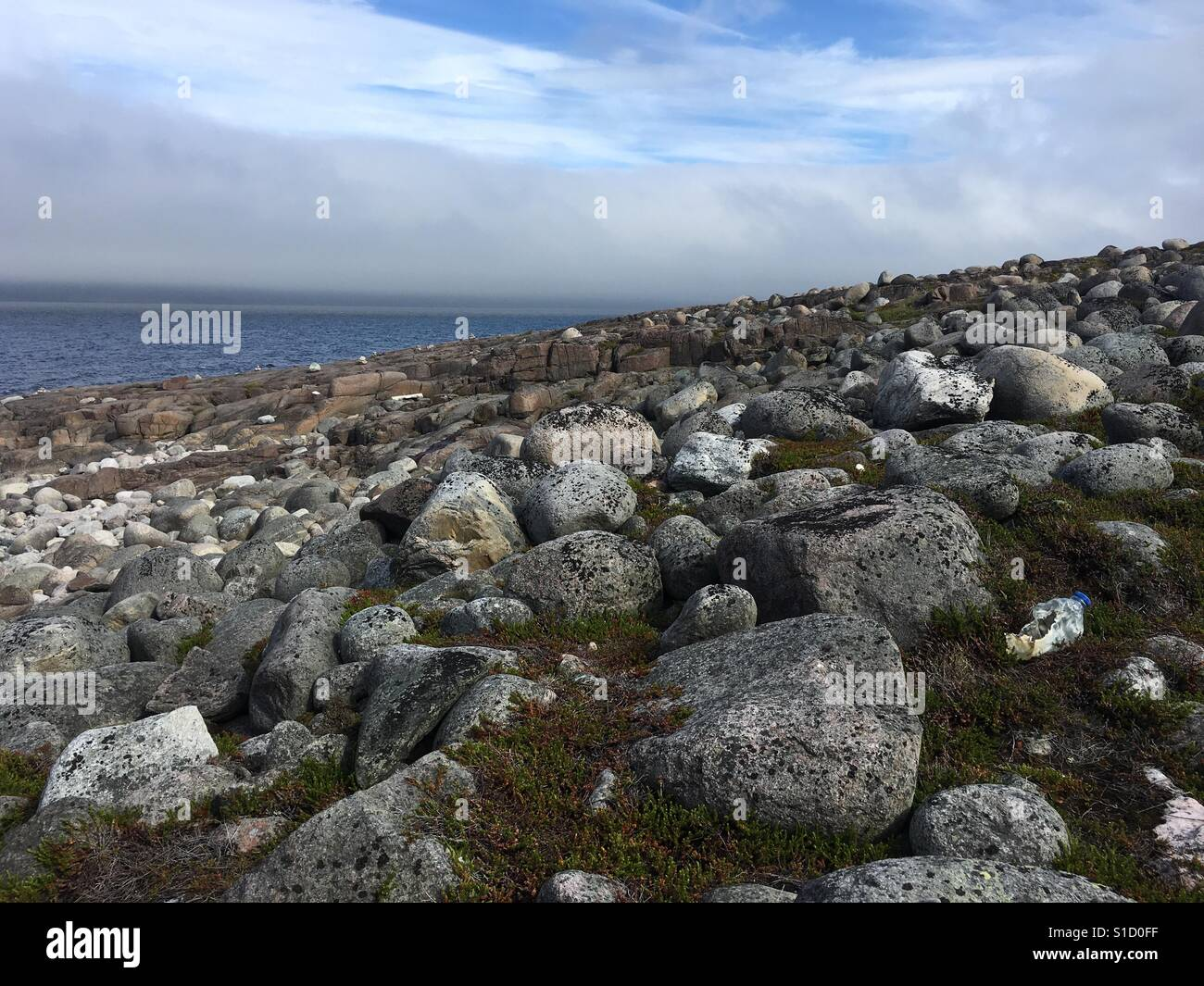 Seashore Stockbild