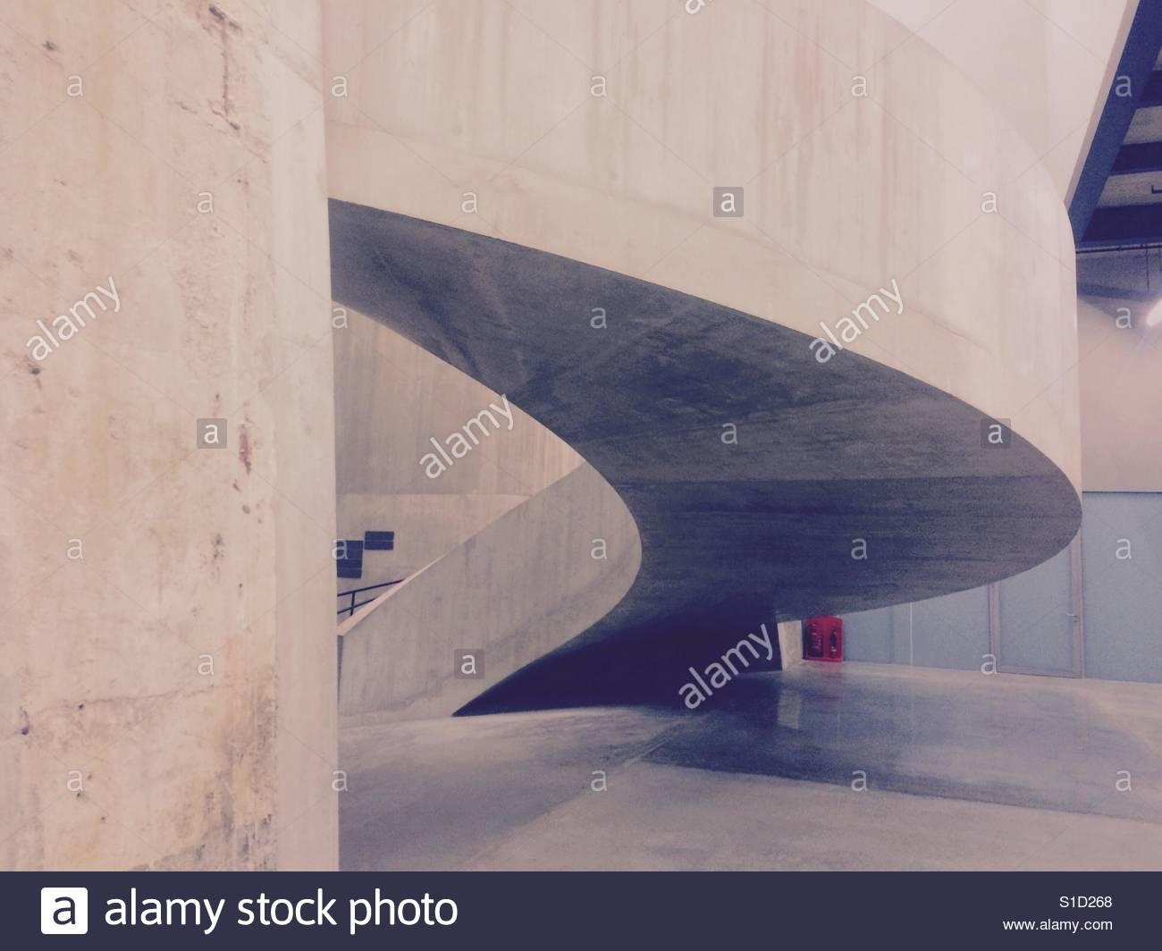 Der neue Schalter Haus Flügel der Tate Modern in London Stockfoto